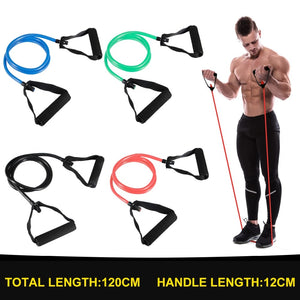 Yoga Pull Rope Resistance Bands Alpha Limitless
