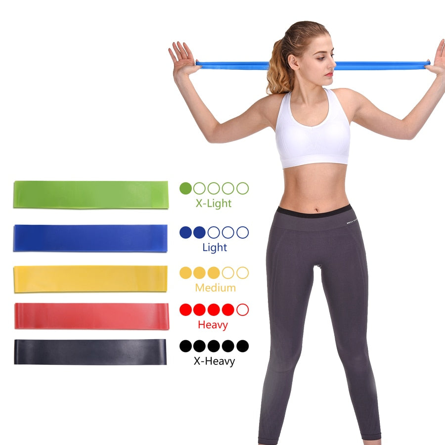 Yoga Elastic Exercise Band Alpha Limitless