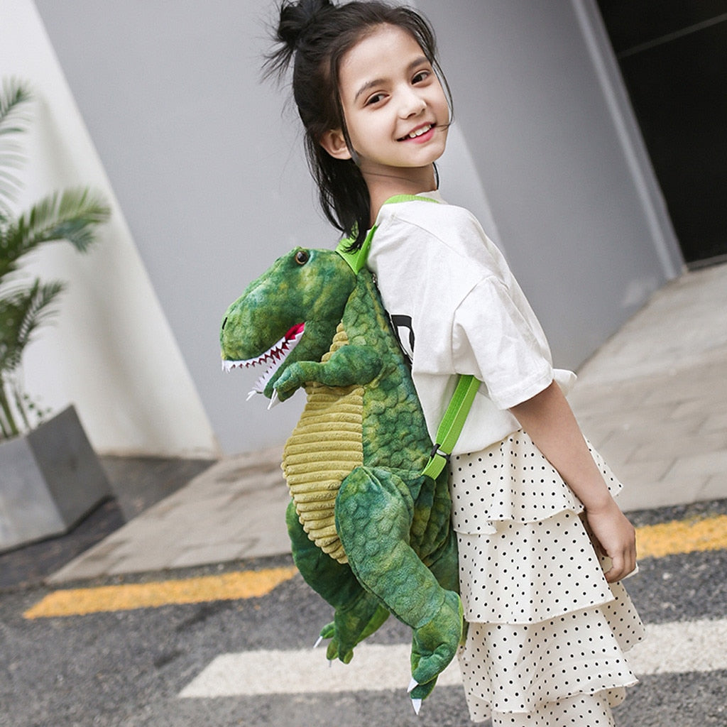 Dinosaur Backpack Alpha Limitless