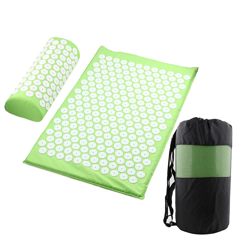 AcuMat® Alpha Limitless L green set with bag