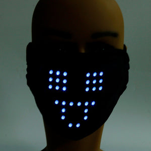 Voice-activated Mask Alpha Limitless