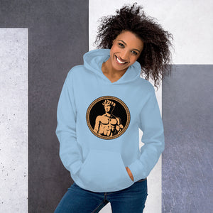 ALS Women Hoodie Alpha Limitless Light Blue / S