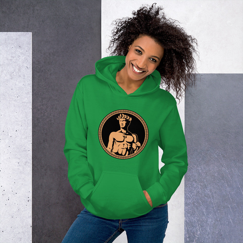ALS Women Hoodie Alpha Limitless Irish Green / S