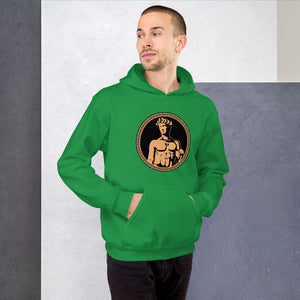Alpha Hoodie Alpha Limitless Irish Green / S