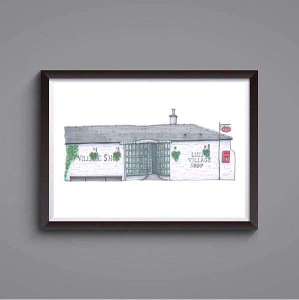 Luss Village Shop - The LUSS Collection