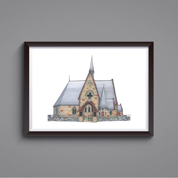 Luss Church - The LUSS Collection