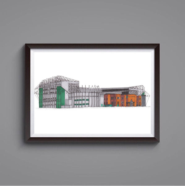 Celtic Park prints