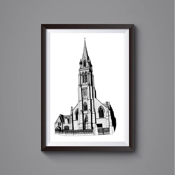 Cottiers, Glasgow prints (b&w)