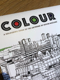 Limited Edition Colouring Book of Artwork of Steven McClure