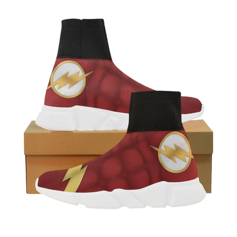 the flash stretch sock men's shoes