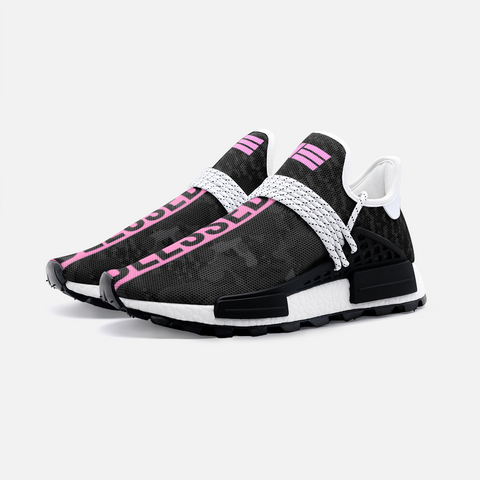 Blessed Pink black Sneaker S-1