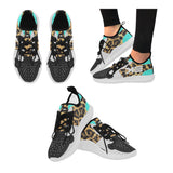 Teal Leopard  K3 Legends  for Women (Model 035)