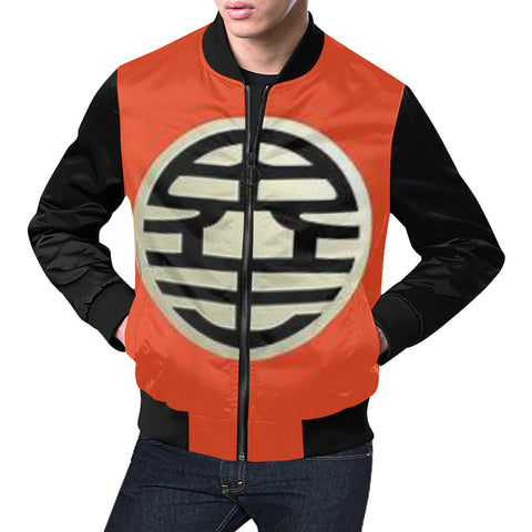 Goku All Over Print Bomber Jacket