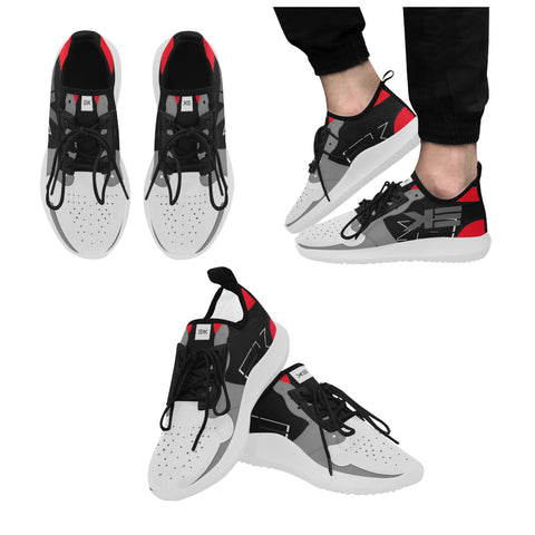 K3 Legends Black red white