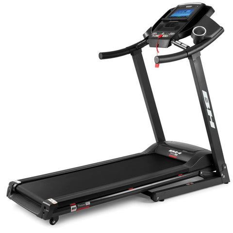 Image of BH Fitness Pioneer R2 TFT Treadmill