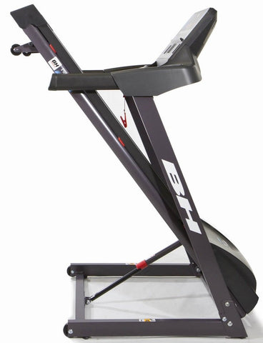 BH Fitness Pioneer S1 Folding Treadmill