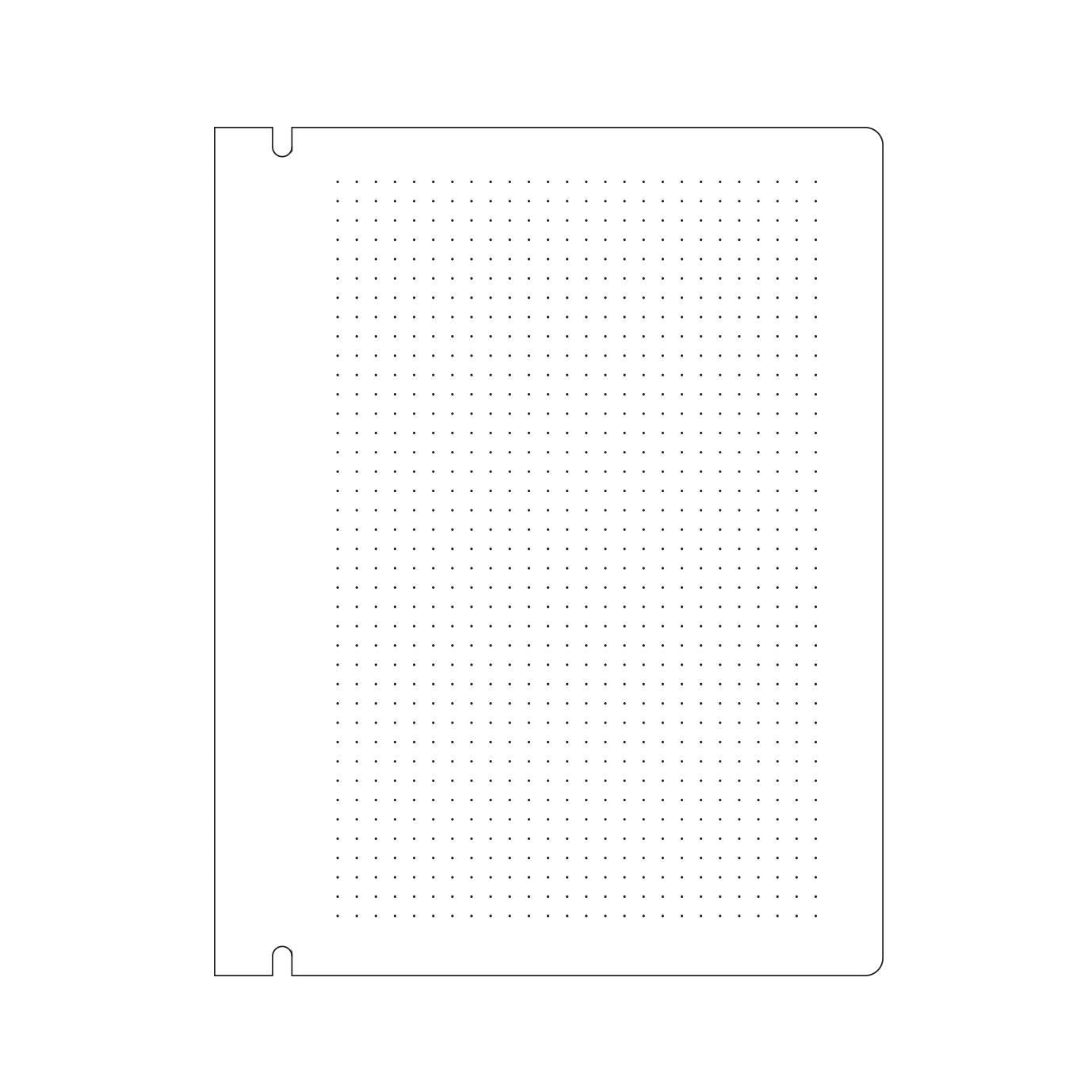 Notebook Loop