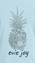 Load image into Gallery viewer, Pineapple V-Neck Tee w/ Sanitizer!