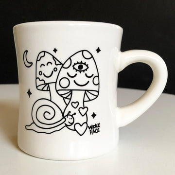 Cosmic Mushrooms Mug