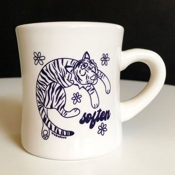 Tiger Soften Mug