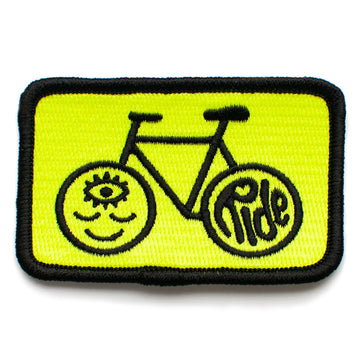 Ride Bicycle Patch