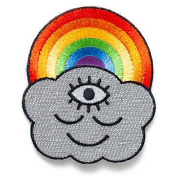 Rainbow Cloud Patch
