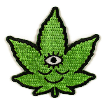 Tokeface Cannabis Patch