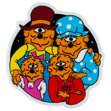 Berenstein Bears Sticker