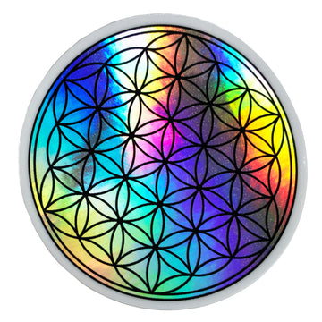 Flower of Life Sticker