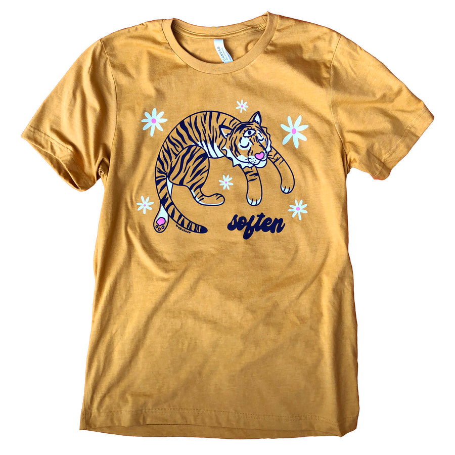 Tiger Soften T-Shirt