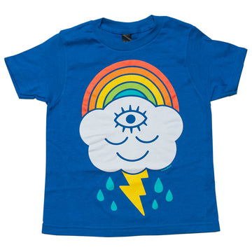 Rainbow Cloud Youth T-Shirt