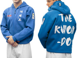 TOP TEN TAEKWON-DO hooded sweatshirt ITF