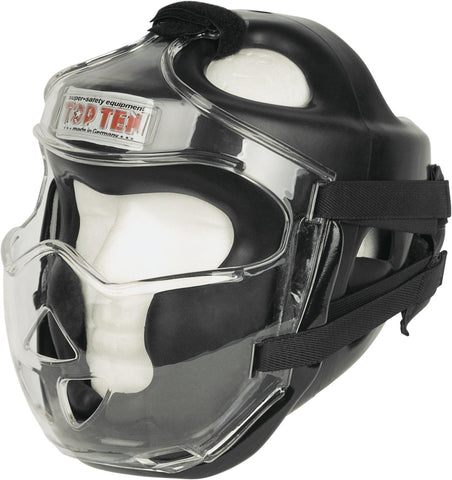 TOP TEN protective mask (Polycarbon)