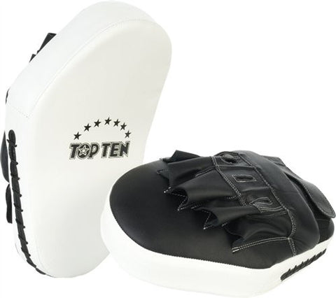 TOP TEN Long Focus Mitts (Leather & Artificial)