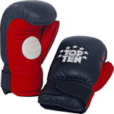TOP TEN Coach-Spar Mitts Gloves (Leather)