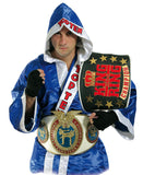 TOP TEN GET IN THE RING hooded Boxing Robe
