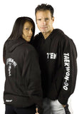 TOP TEN TAEKWON-DO hooded sweatshirt