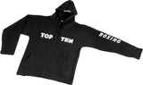 TOP TEN BOXING hooded sweatshirt