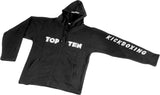 TOP TEN KICKBOXING hooded sweatshirt