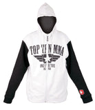 TOP TEN MMA Hooded Jacket