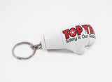 TOP TEN Mini Glove Keychain