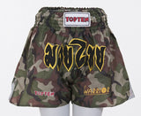 TOP TEN 'CAMOUFLAGE' Thaiboxing Shorts