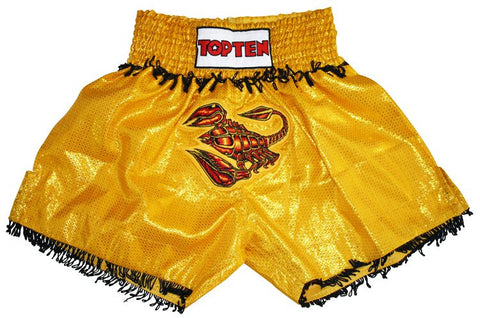 Thaiboxing shorts TOP TEN