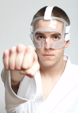 Official WKF Face Mask Karate Protector