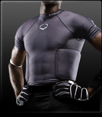 EvoShield Custom Moulding Adult Protective Rib Shirt