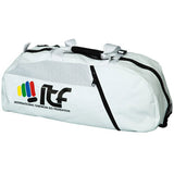 TOP TEN WHITE ITF Backpack Bag