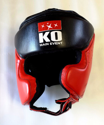 K.O Main Event Sparring Headguard