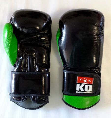 K.O Main Event 12oz BOXING GLOVES SPARRING