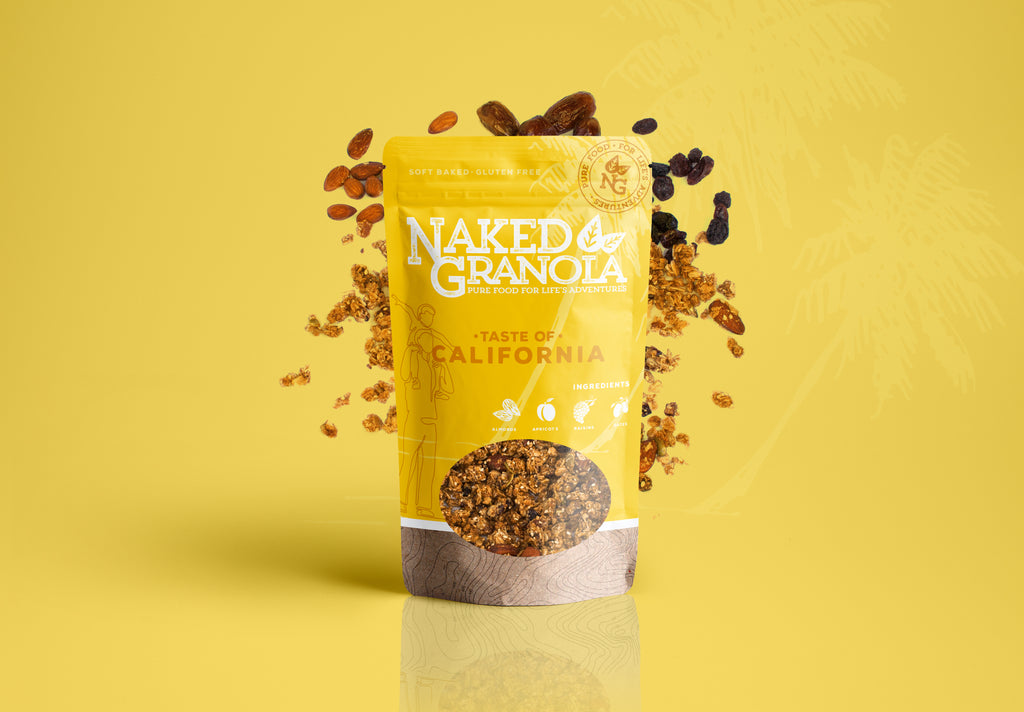 Bagged Granola - California - 6 Pack