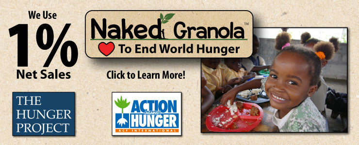 Help Us End World Hunger